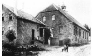 Alte Schule am Berchem